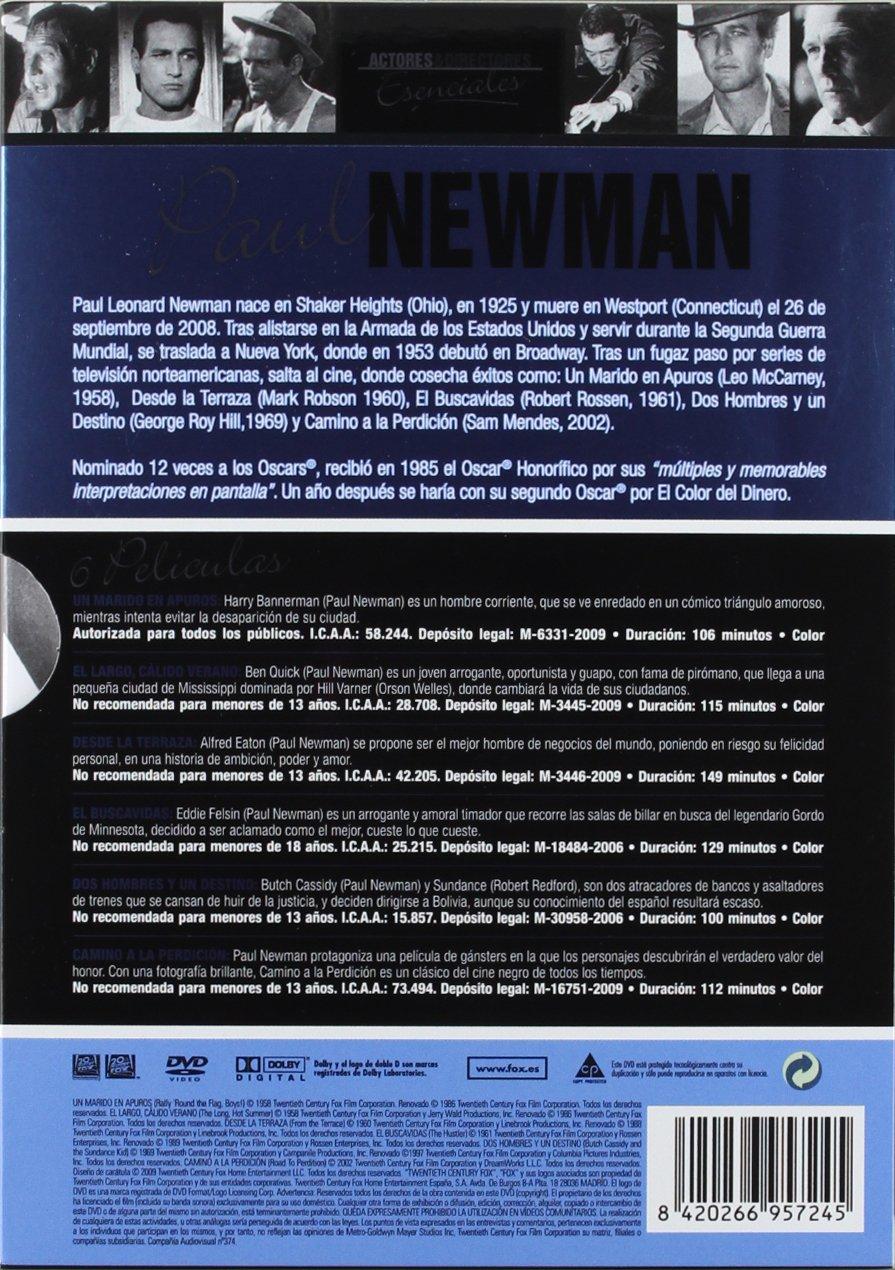 Paul Newman [DVD]: Amazon.es: Angela Lansbury, Anthony Franciosa ...