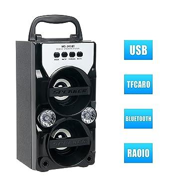 Review Portable 8W Portable Super
