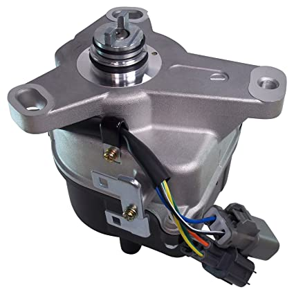 amazon com: ignition distributor for honda prelude 97-01 external coil fits  td-77u / td77u: automotive
