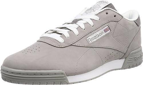 Reebok Cm9492, Chaussures de Gymnastique Homme, Gris (Powder