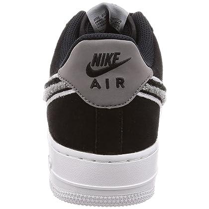 online store a2bd7 c0975 ... Nike Men s Air Force 1 07 LV8, Black White-Cool Grey-White ...