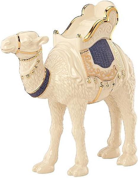 Lenox First Blessing Nativity Laying Camel Teal ~ 869930 ~ NIB
