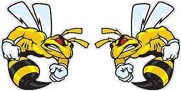 """SKI-DOO MUSCLE 24/"""" Bee TRAILER DECAL Vinyl Vehicle Graphic Decals"""