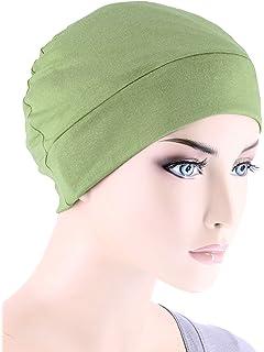 Chemo Cap Womens Beanie Sleep Turban Hat Headwear for Cancer in ... 594e0e7ffac