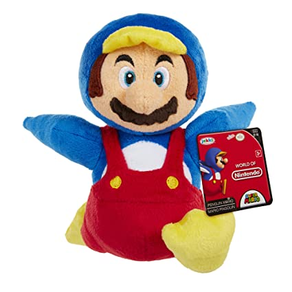 World of Nintendo Penguin Mario Plush