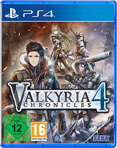 SEGA Valkyria Chronicles 4 vídeo - Juego (PlayStation 4, RPG ...