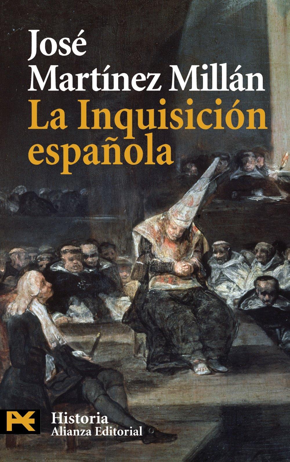 La Inquisición española El libro de bolsillo - Historia: Amazon.es ...