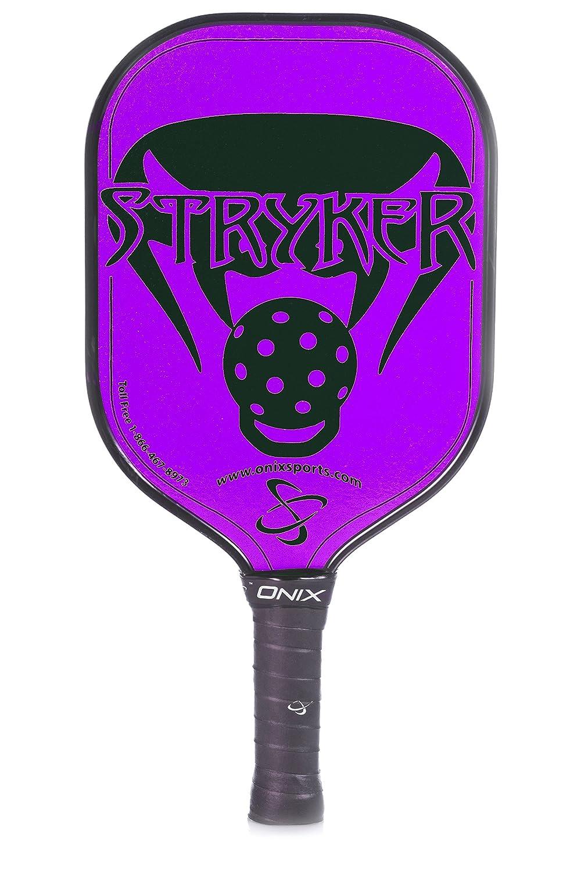 Onix複合Stryker Pickleballパドル パープル