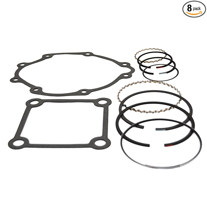 Ring And Gasket Kit For 2475 Air Compressor