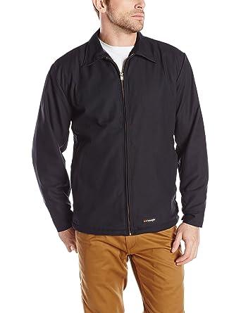 Amazon.com: Wrangler Workwear Men's Work Jacket: Clothing