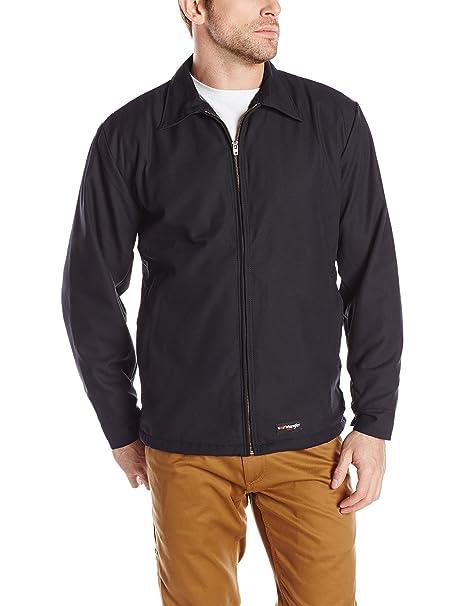 Amazon.com: Wrangler Workwear - Chaqueta de trabajo para ...