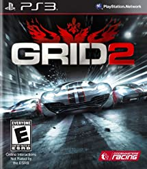 3906abecb732f GRID 2 - Playstation 3: Video Games - Amazon.com