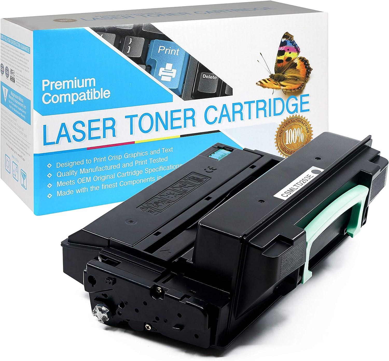 Extra High Yield Black,1 Pack SuppliesOutlet Compatible Toner Cartridge Replacement for Samsung MLT-D203E MLTD203E