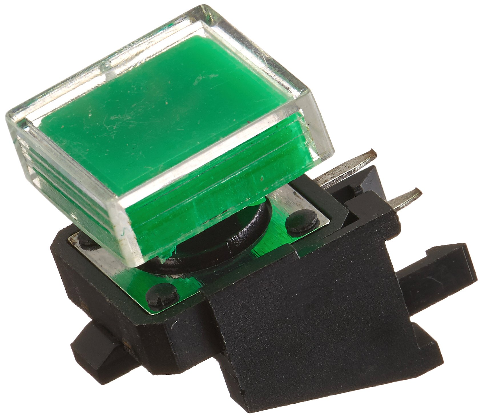 Uxcell Right Angle Momentary Tactile/Tact Switch, 12 x 12 x 10mm