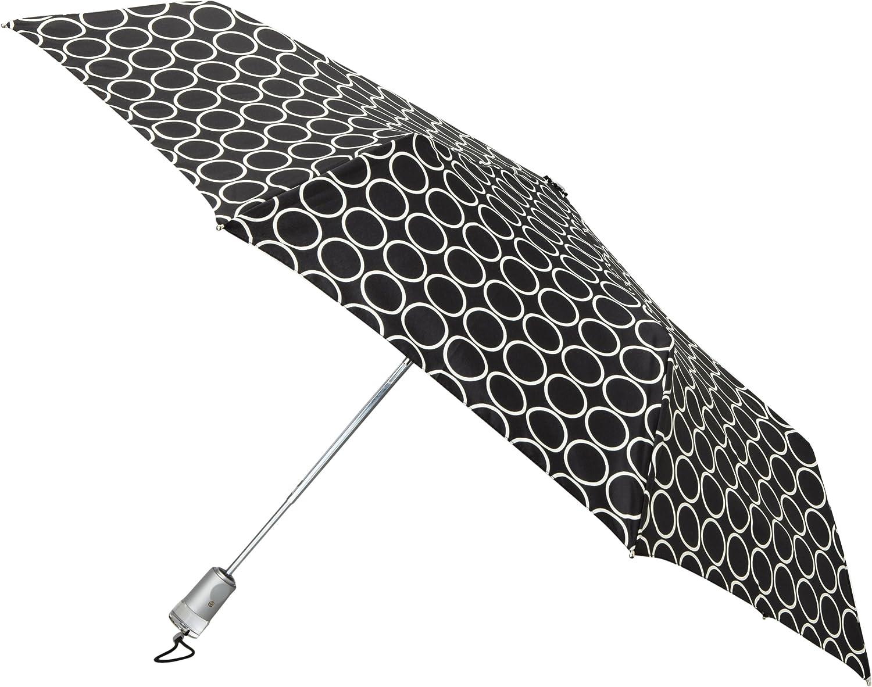 totes Basic Automatic Umbrella,Crimson,One Size