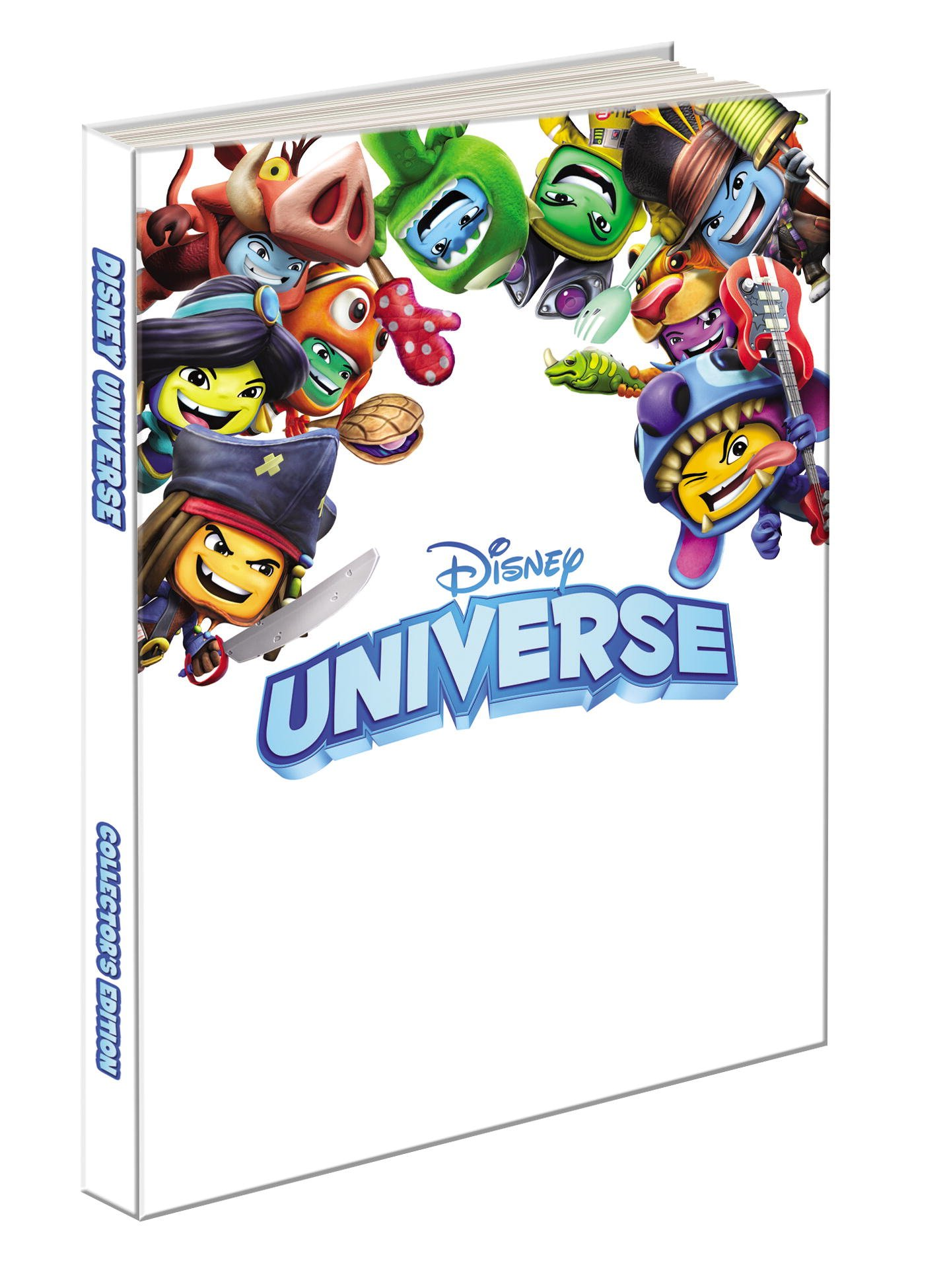 Download Disney Universe Collector's Edition: Prima Official Game Guide PDF