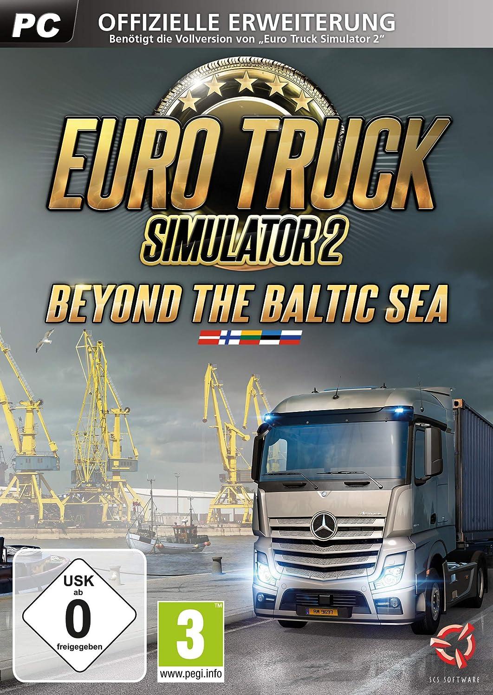 Euro Truck Simulator 2: Beyond the Baltic Sea DLC [Importación alemana]: Amazon.es: Videojuegos