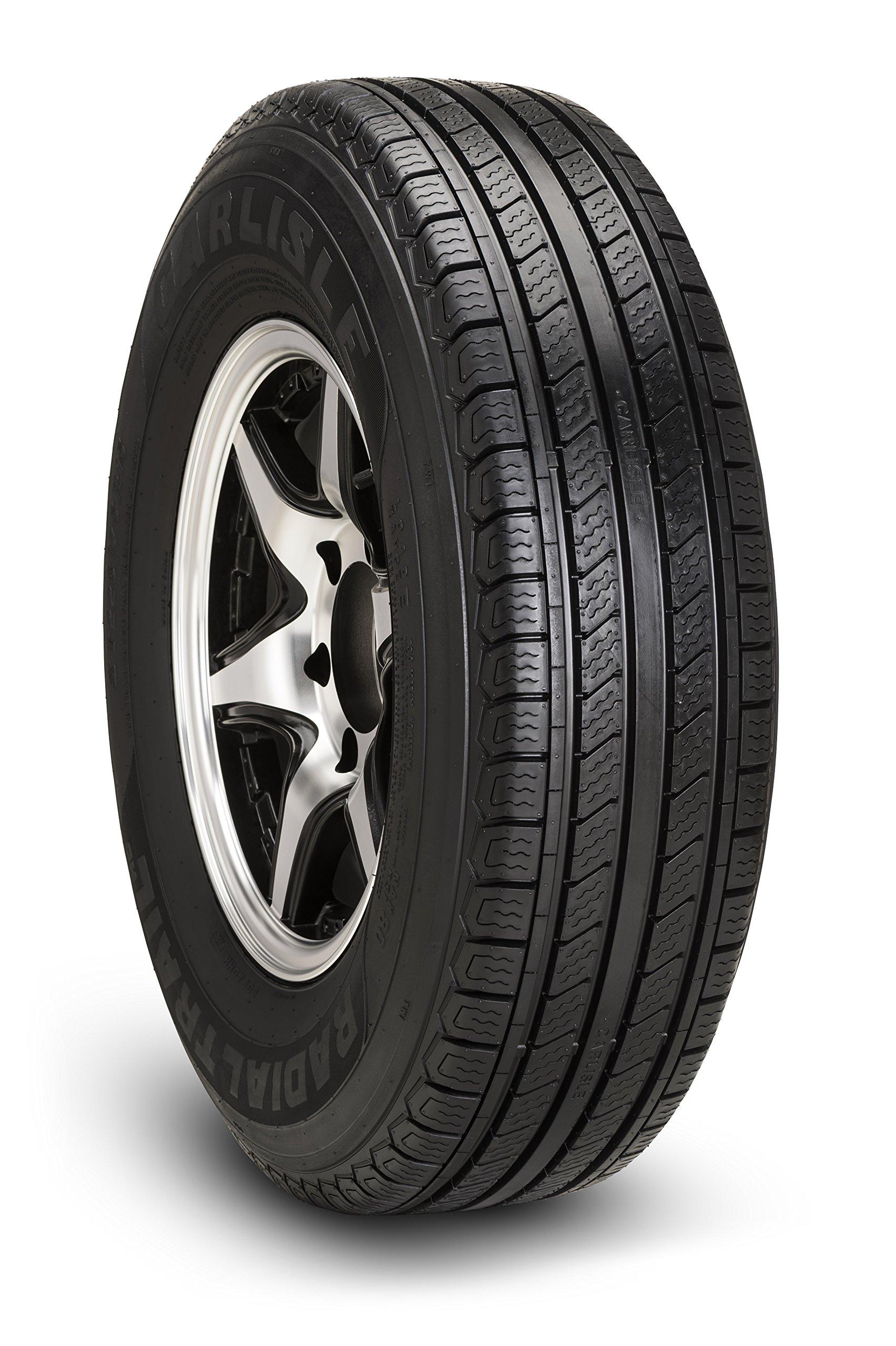 Carlisle Radial Trail HD Trailer Tire - ST175/80R13
