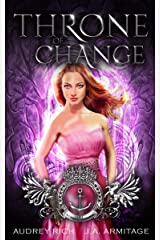 Throne of Change: A Little Mermaid retelling (Kingdom of Fairytales Book 7) Kindle Edition