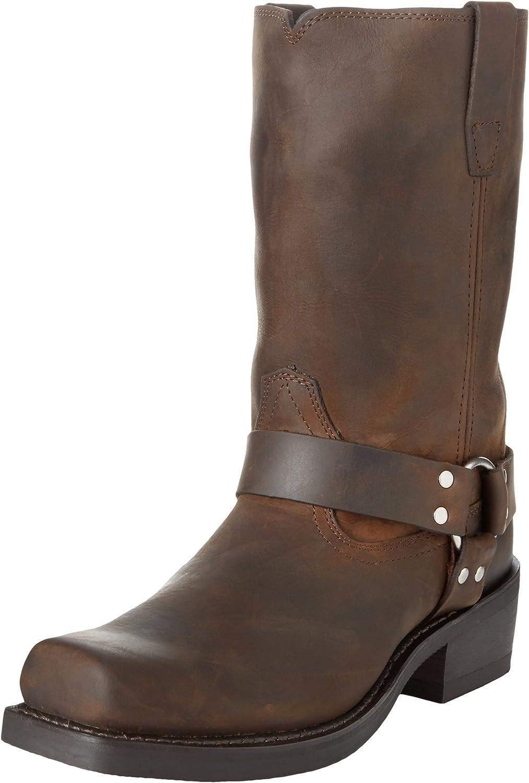 ARIAT Men's Rambler Wide Square Toe - Good cowboy boots for men