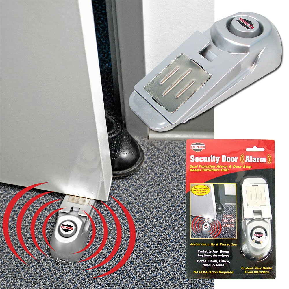 Amazon.com: US Patrol 82-5338 100Db Alarm Security Dual ...