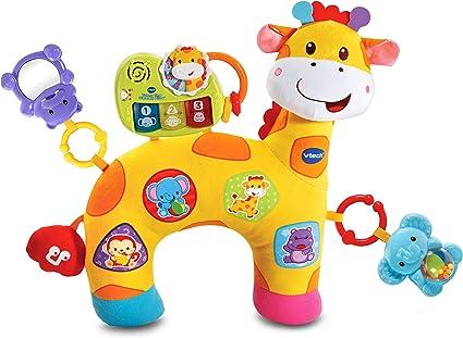 Kids Educational Toy Baby Learning VTech Crinkle Roar Lion Boy Girls Cuddly Gift