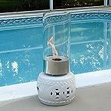 Nu-Flame Cristallo Portable Table Top Fireplace