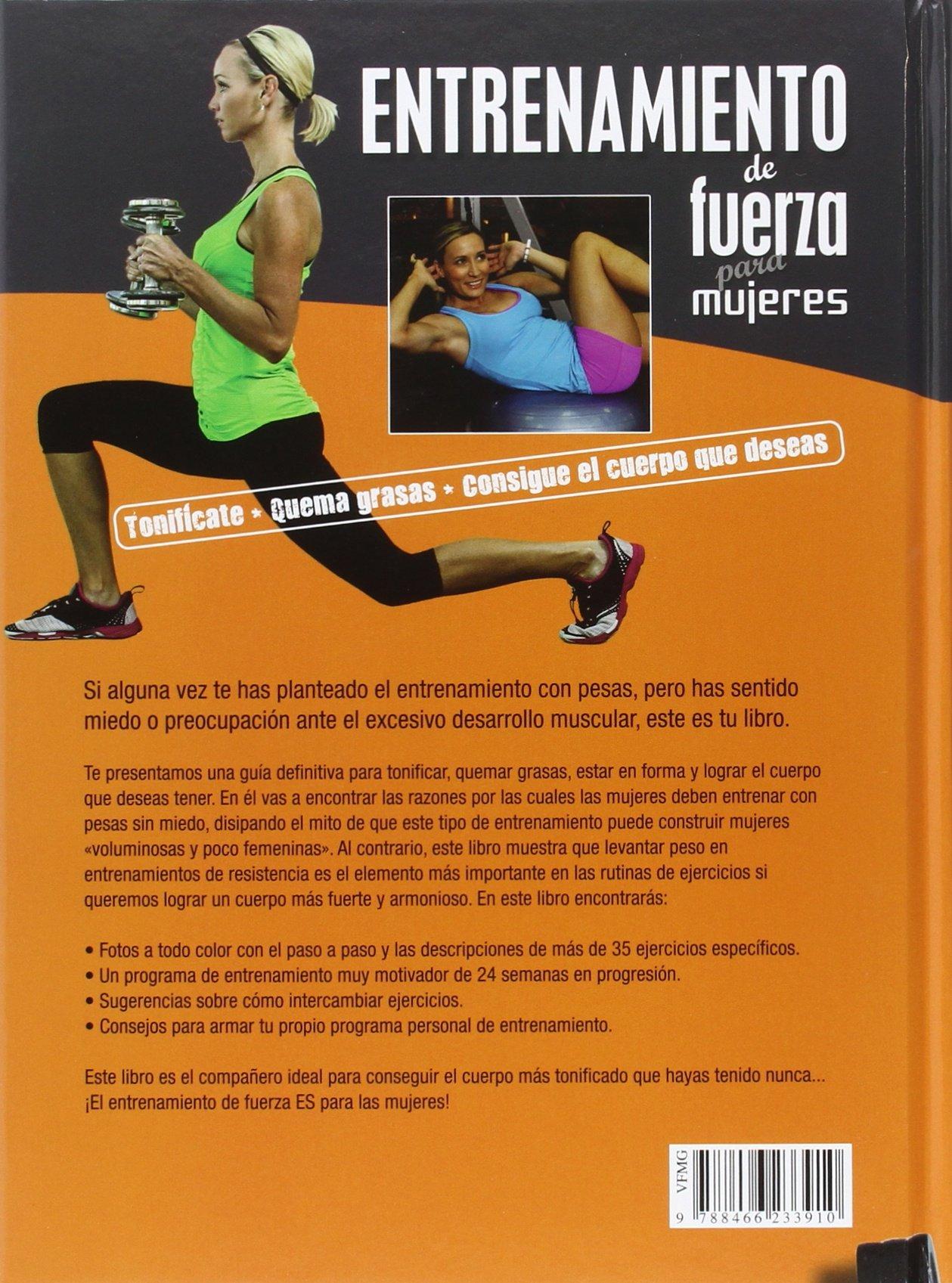 Entrenamiento de fuerza para mujeres (Spanish Edition): John Shepherd, Libsa: 9788466233910: Amazon.com: Books