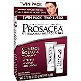 Prosacea – Controls Maskne Rosacea Symptoms of Redness, Pimples & Irritation – Twin Pack – Two 0.75oz Tubes (1.5oz Total…