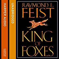 King of Foxes: Conclave of Shadows, Book 2