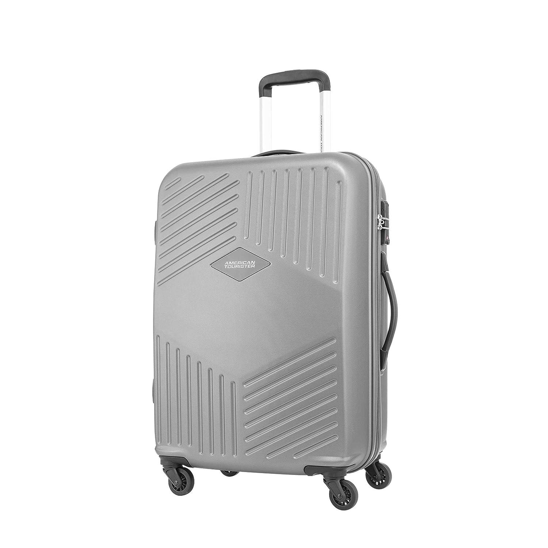 [アメリカンツーリスター] スーツケース トリリオン スピナー68 メーカー保証付 68cm 3.8kg  シルバー B07QHHRJN8