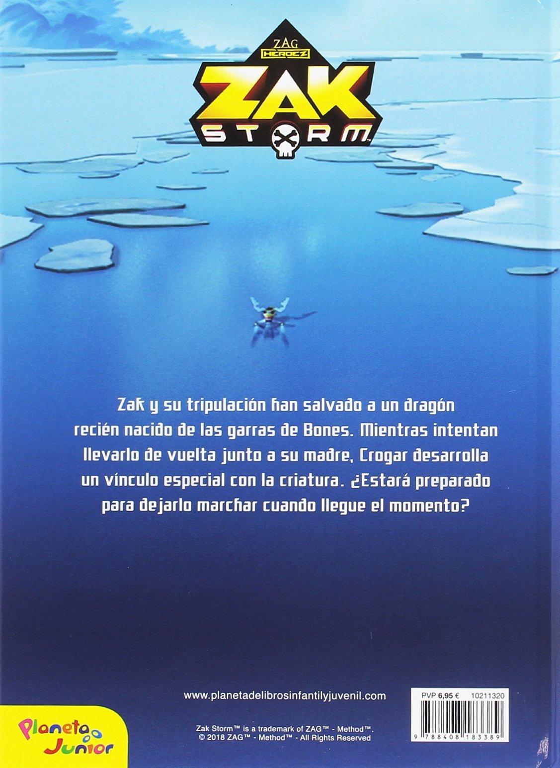 Zak Storm. Punto de congelación: Zak Storm: 9788408183389: Amazon ...
