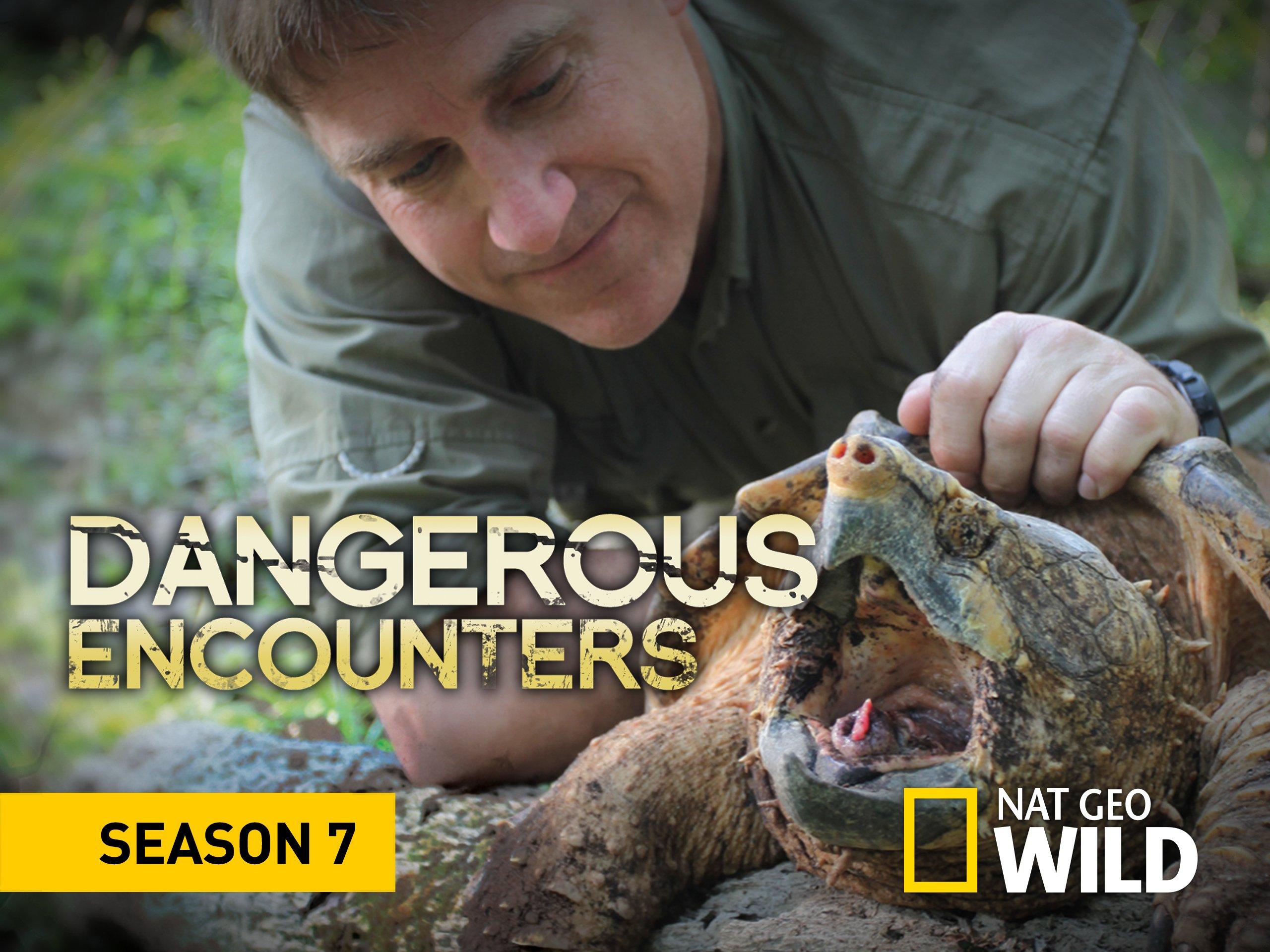Watch Dangerous Encounters With Brady Barr Season 1 Prime Video