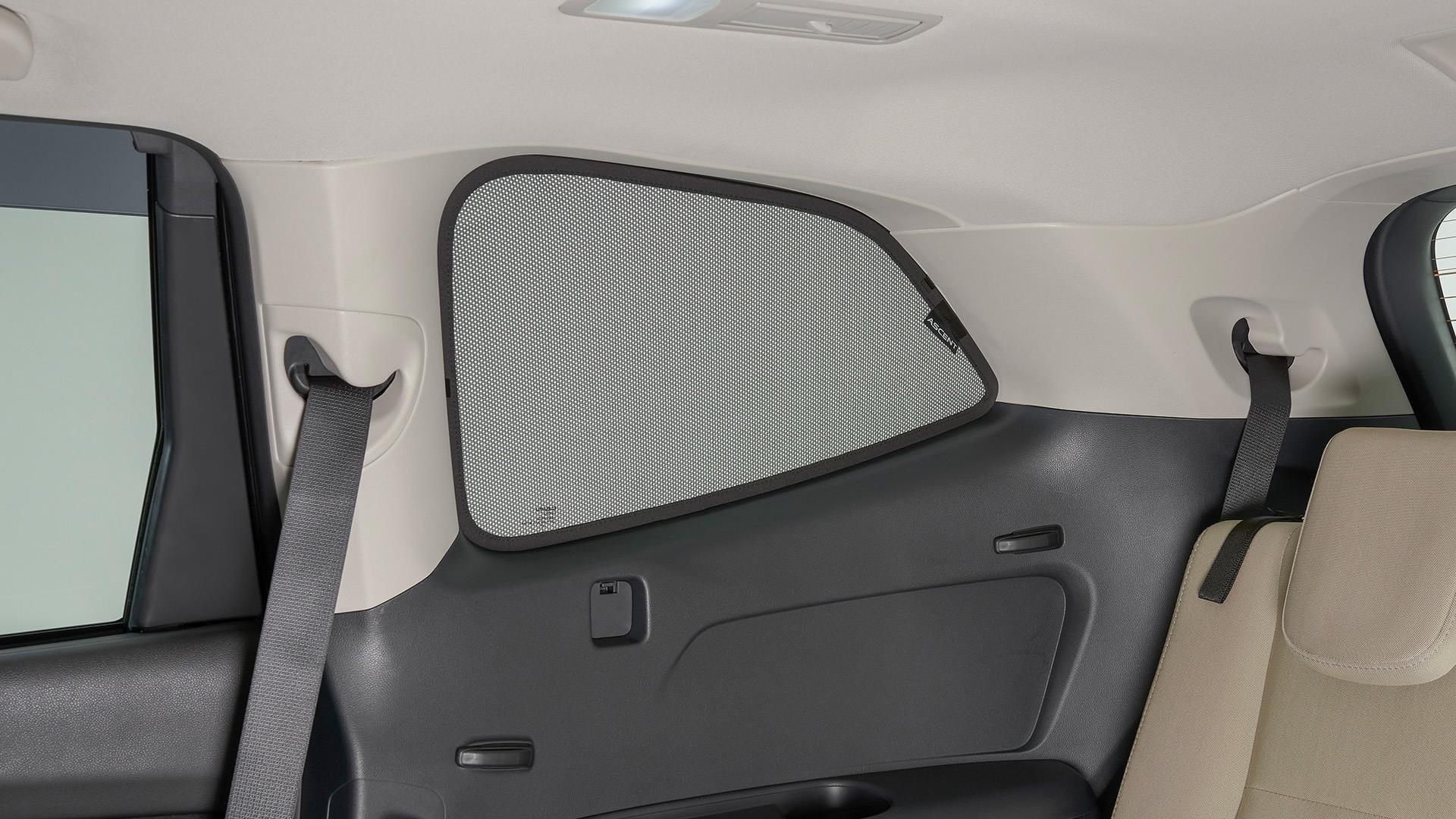 SUBARU 2019 Ascent 3rd Row Window Sunshades Set of Two New F501SXC020 Genuine