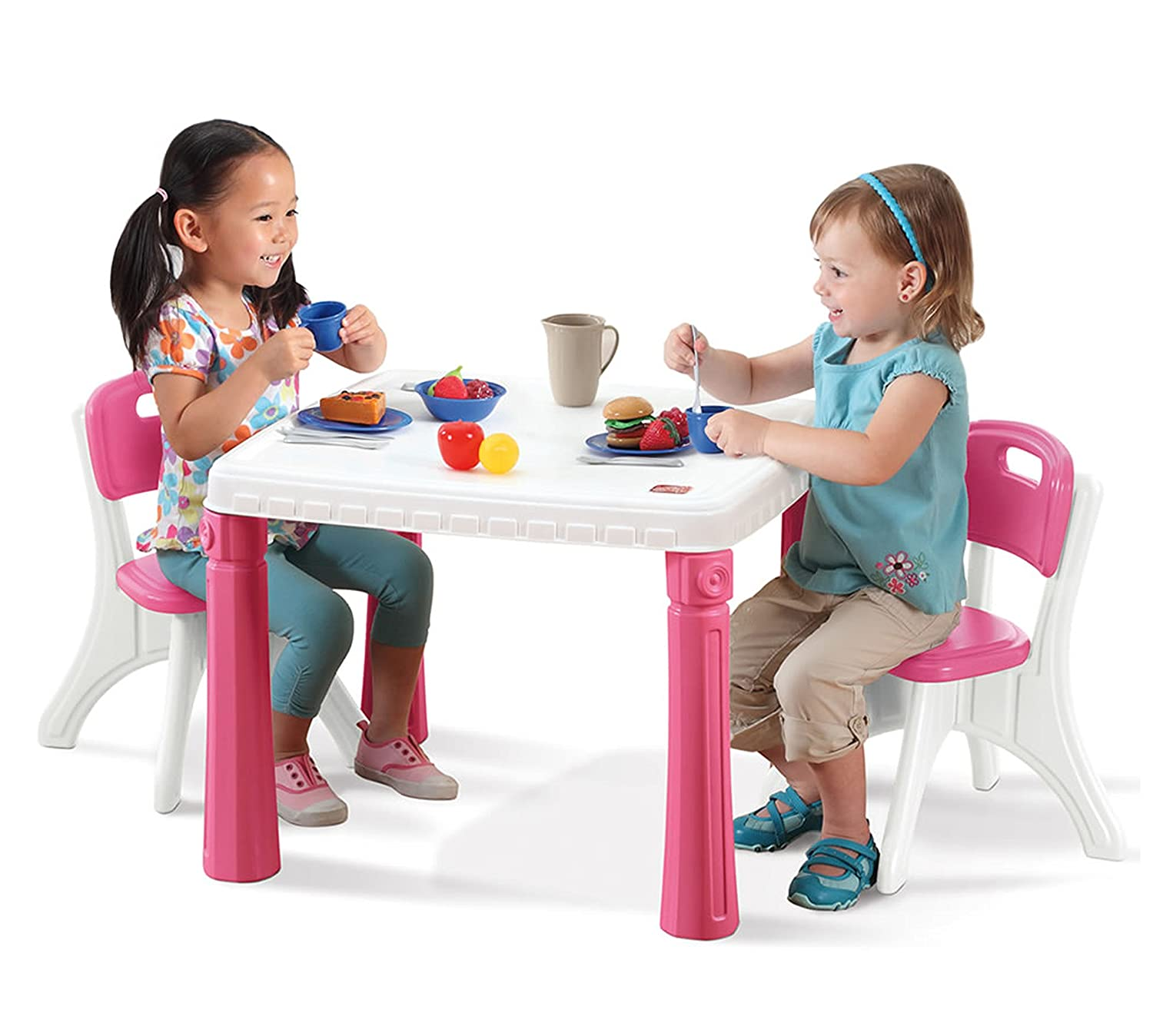 Step9 Life Style Kitchen Table and Chairs Set  Amazon.in Furniture