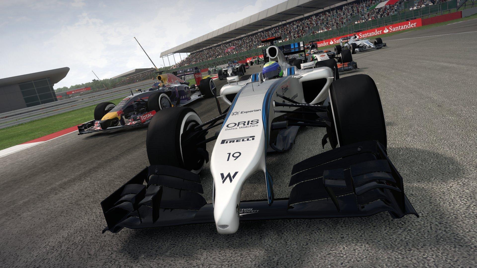F1 2014 (Formula 1) - PlayStation 3 by Bandai (Image #3)