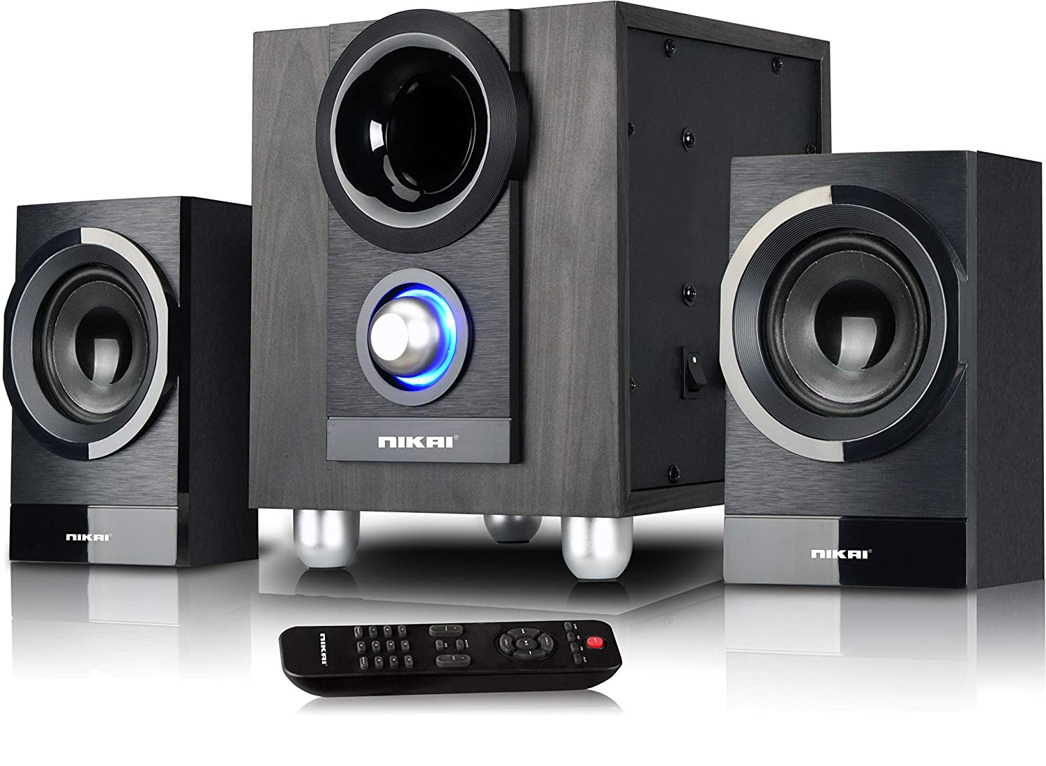 Nikai 2.1 Channel Home Theater