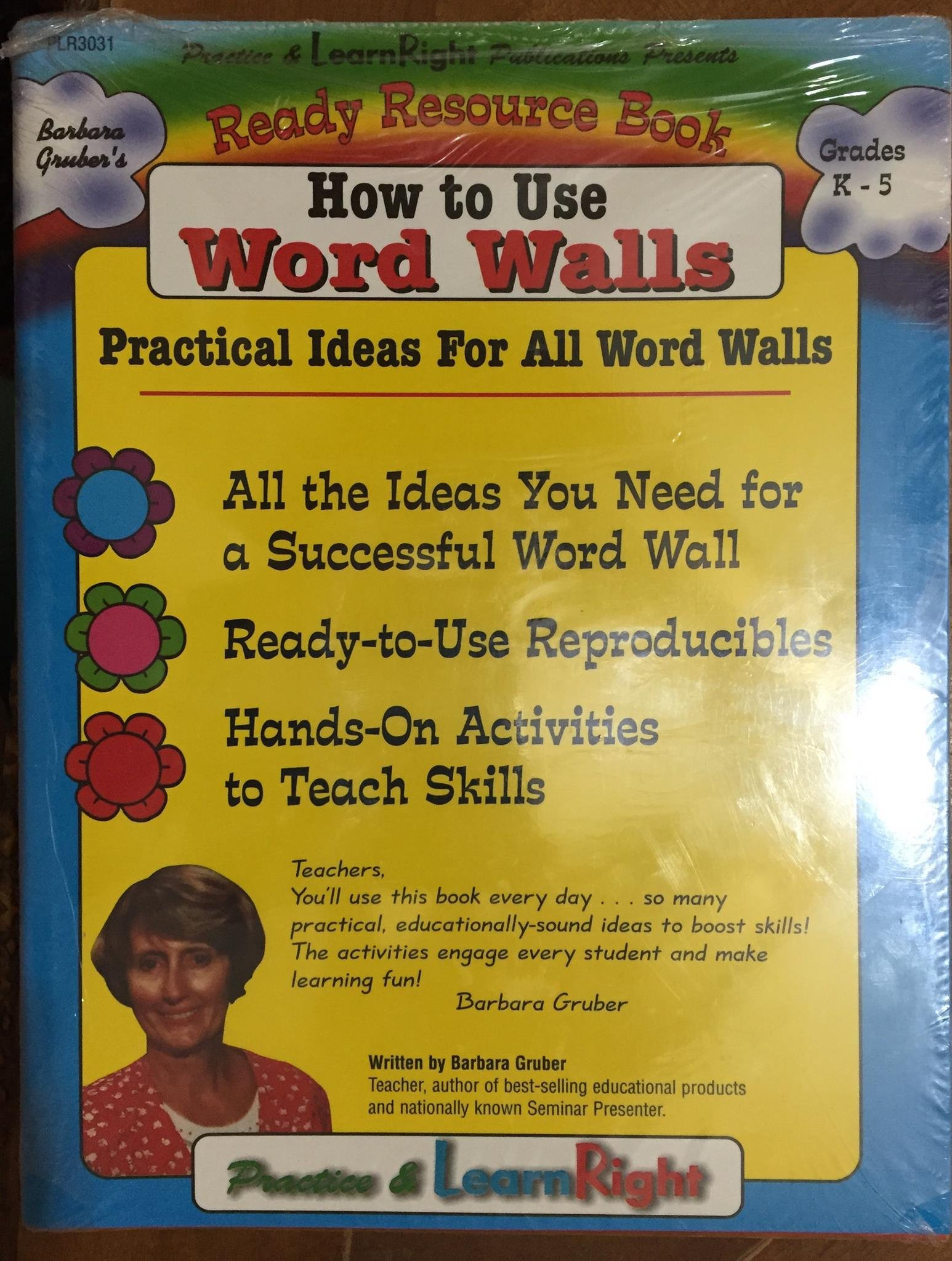 Instant word wall: High-frequency words: Barbara Gruber ...