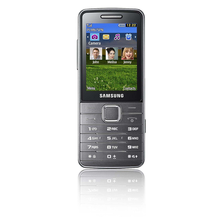Aplicando o hard reset de fábrica em seu Samsung S5610 passo a ...