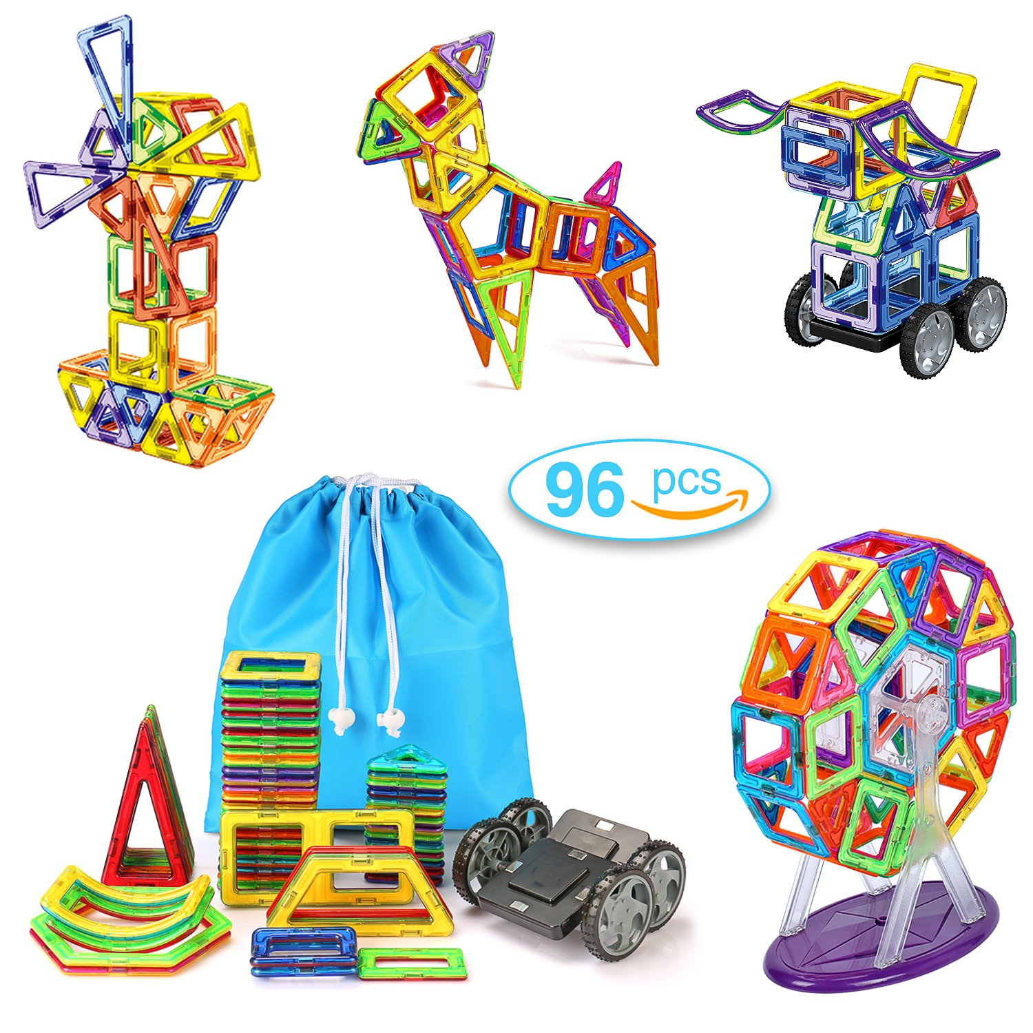 Amazon Magnets & Magnetic Toys Toys & Games