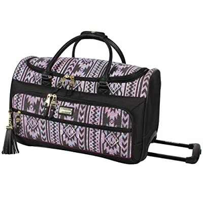 Steve Madden Designer Carry On Luggage Collection