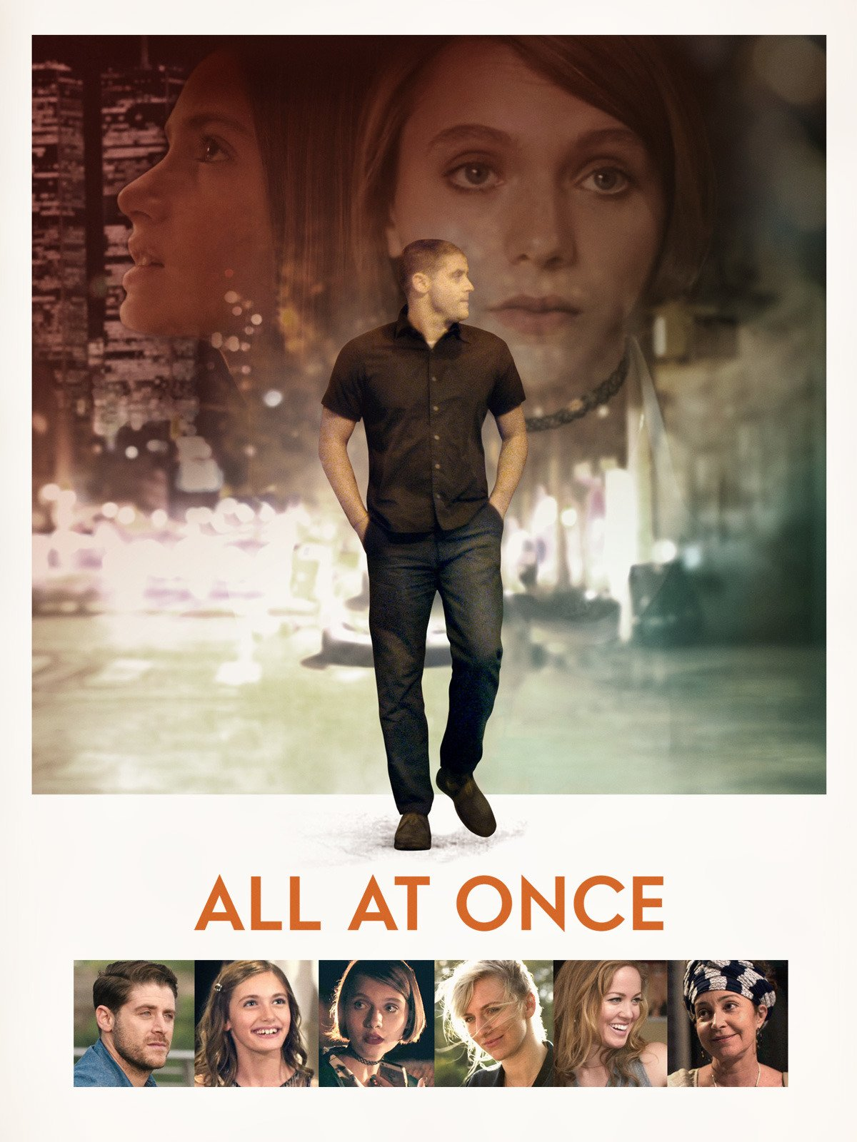 Amazon.com: All At Once: Jon Abrahams, Nicole Elizabeth Berger ...