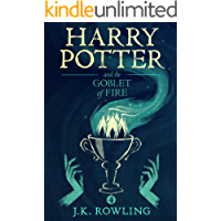 Harry Potter and the Goblet of Fire (English Edition)