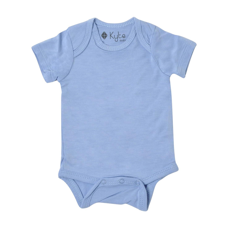 Amazon.com  Kyte BABY Onesie - Unisex Onesies - Short Sleeve Baby Bodysuits  Made from Organic Bamboo Rayon Material  Baby 007603813