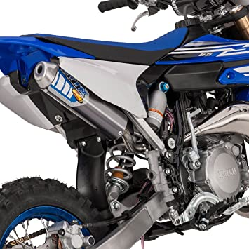 2020 /& 2021 YZ65-Free Shipping-New Yamaha GYTR® by FMF® Exhaust Pipe-Fits 2018