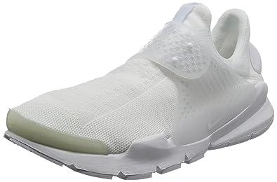 low priced b9f02 36e0b Nike Men s Sock Dart Gym Red Black White Running Shoe 11 Men US