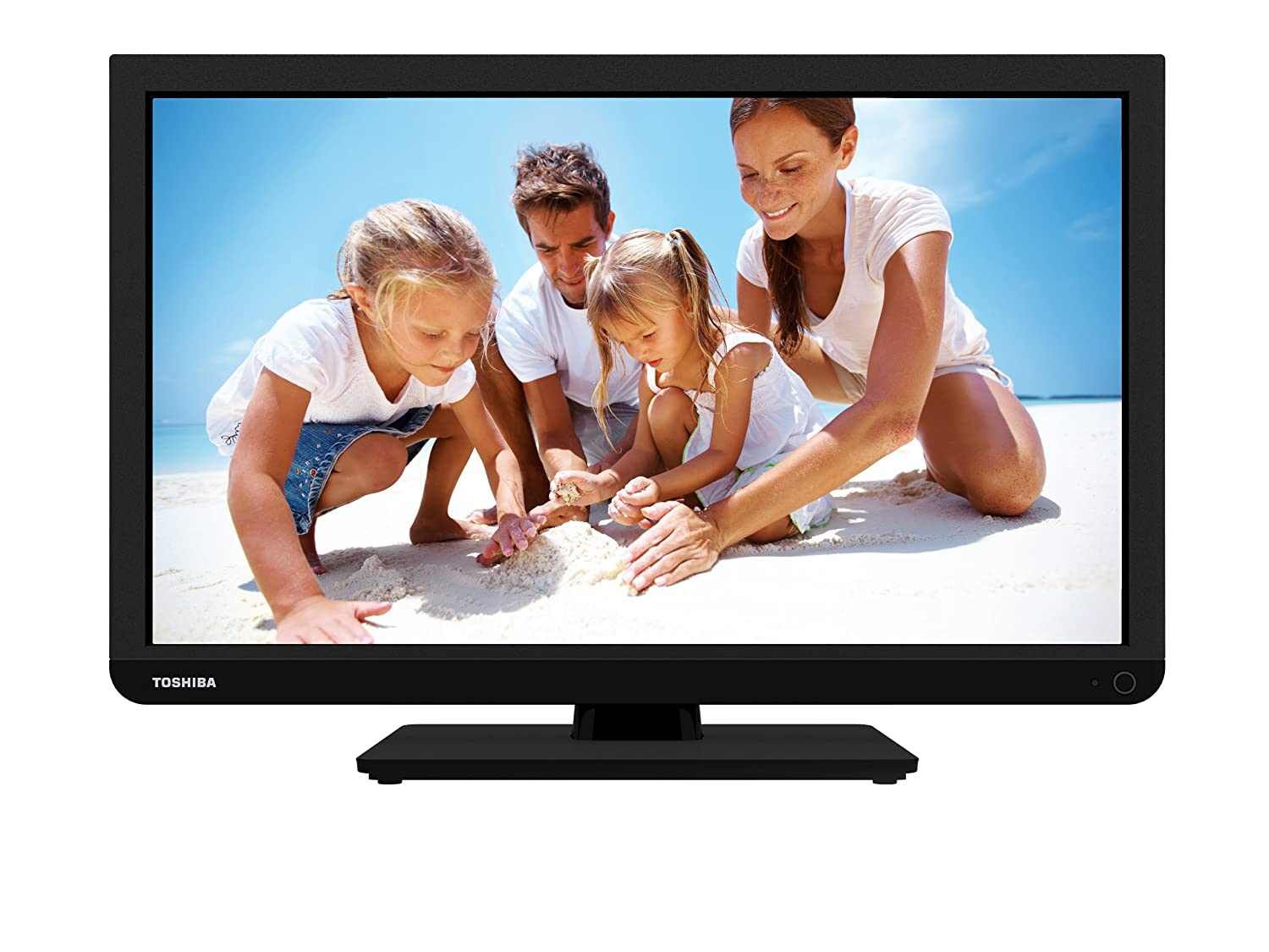 Toshiba 22d1333b 22 Inch Widescreen 1080p Full Hd Led Tv With Built Wiring Diagrams In Dvd Player
