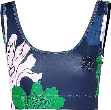 Damen Unterwäsche adidas Originals Floral Pack Top Underwear: adidas  Originals: Amazon.de: Bekleidung