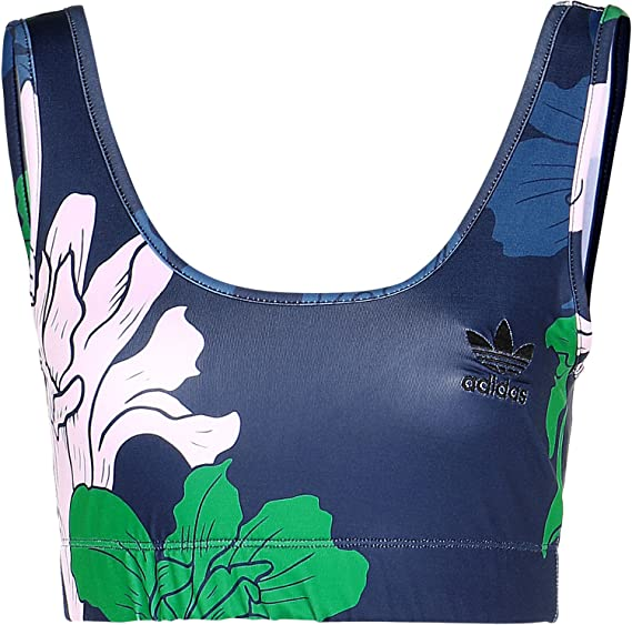 adidas Originals - Sujetador Deportivo Mujer - Gimnasio Floral ...