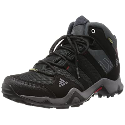 adidas Men's AX 2.0 Mid GTX Hiking Shoes Black Size: